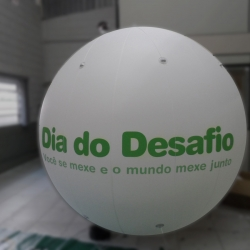 Blimp dia do desafio