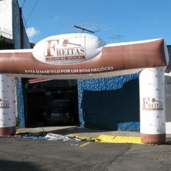 Portal inflavel Freitas