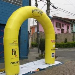 Portal inflavel promocional