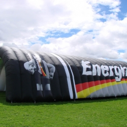Tunel inflavel energizer