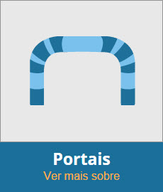 portal inflavel